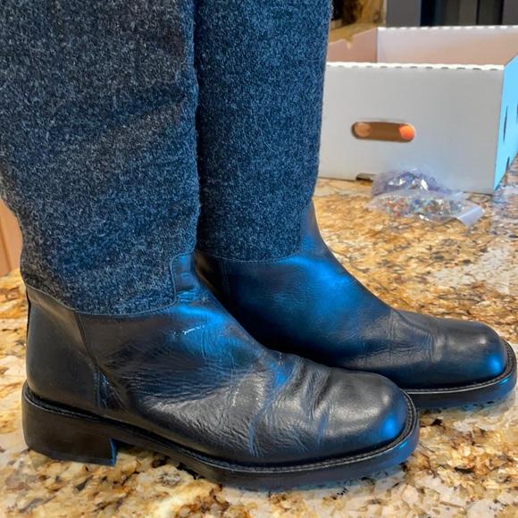 Coach NWOT boots 8